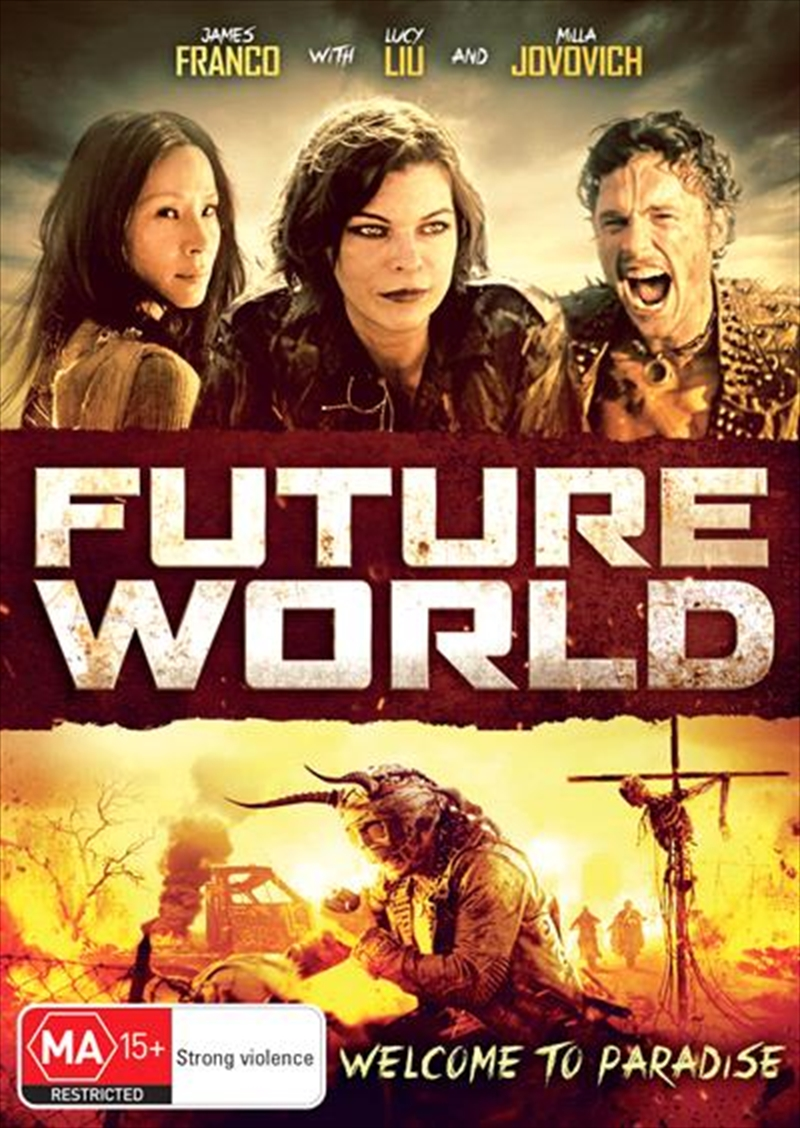 Future World | DVD