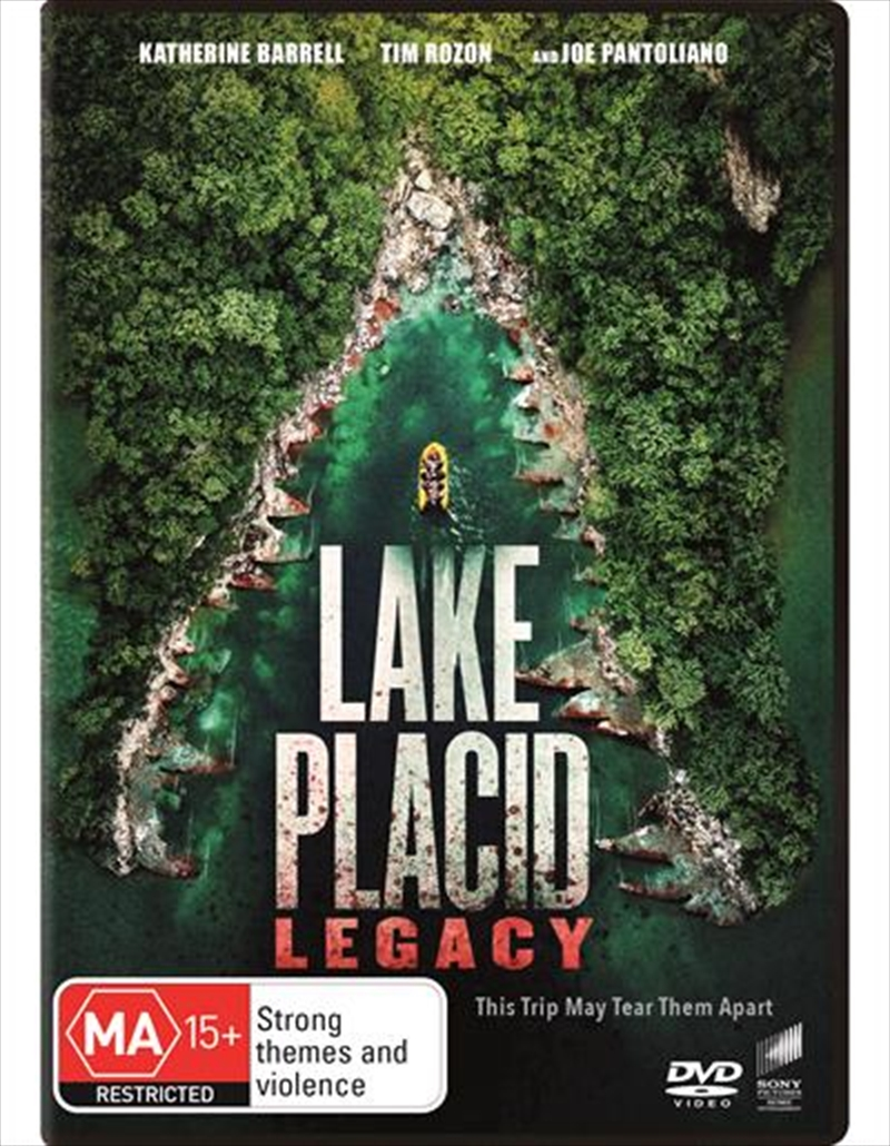 Lake Placid - Legacy | DVD
