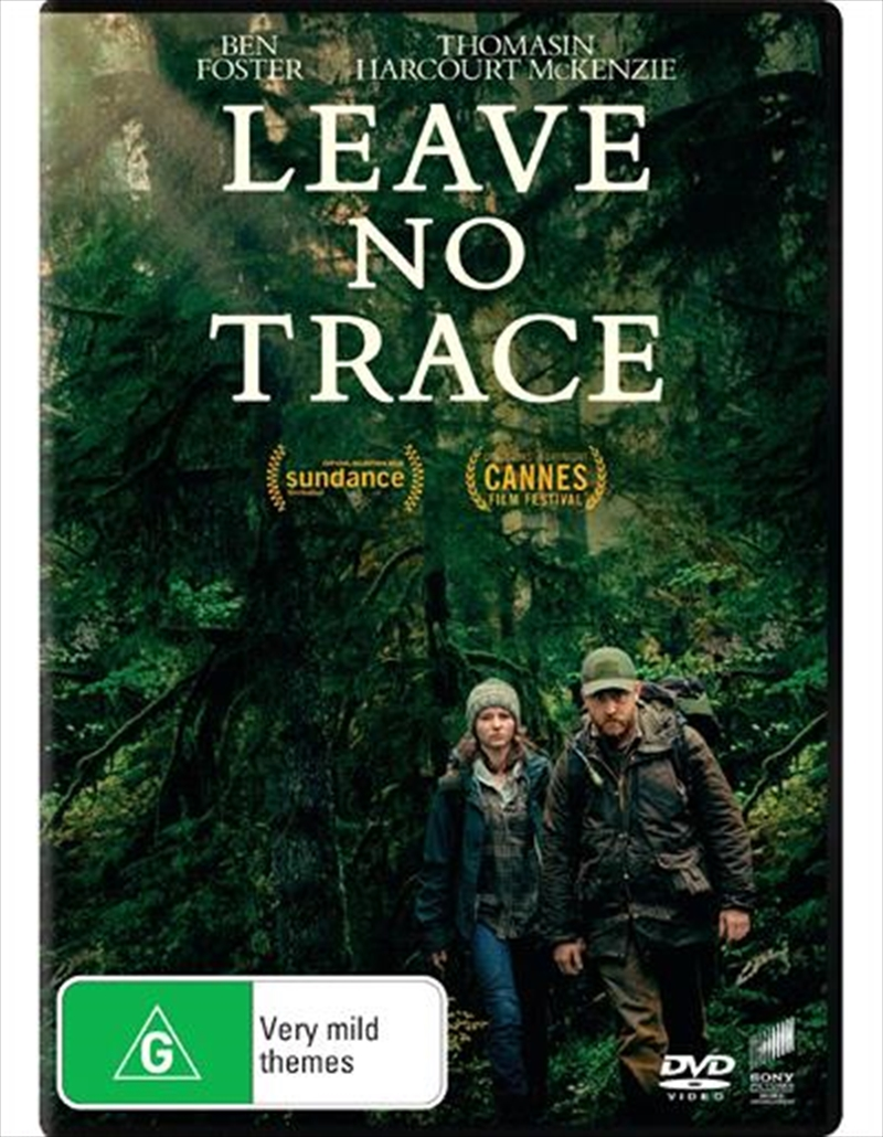 Leave No Trace | DVD