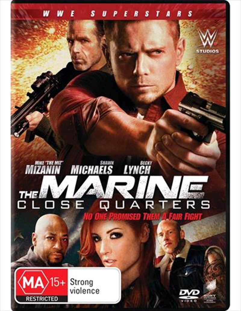 Marine - Close Quarters, The | DVD