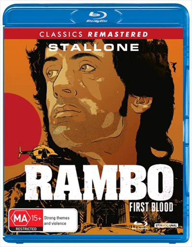 Rambo - First Blood | Blu-ray