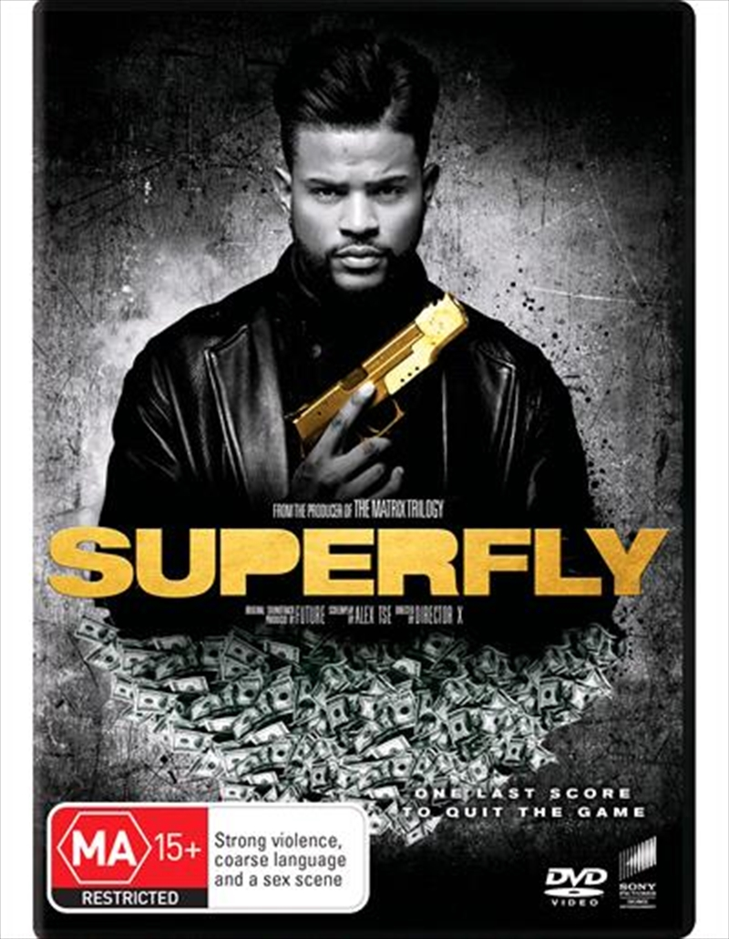 Superfly | DVD