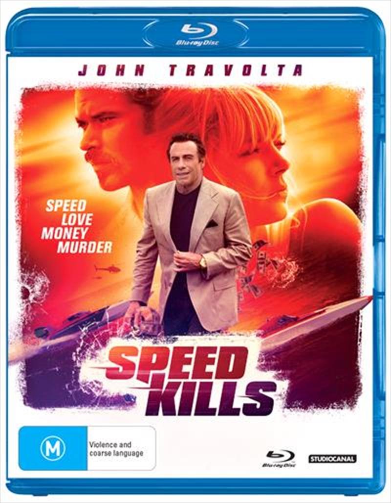 Speed Kills   Blu-ray