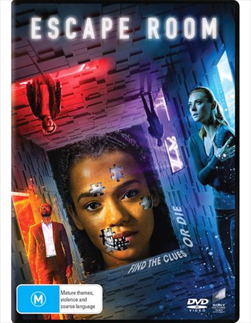 Escape Room | DVD