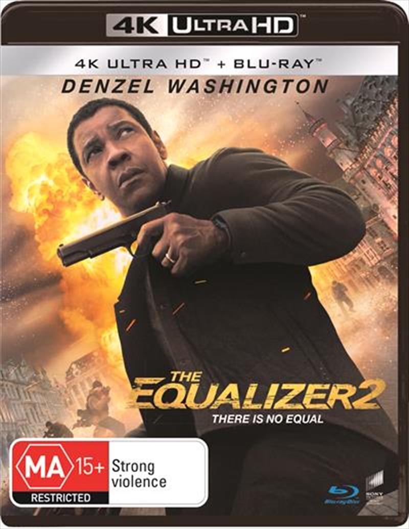 Equalizer 2 | Blu-ray + UHD, The | UHD