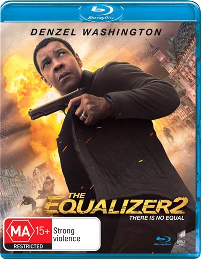 Equalizer 2, The | Blu-ray