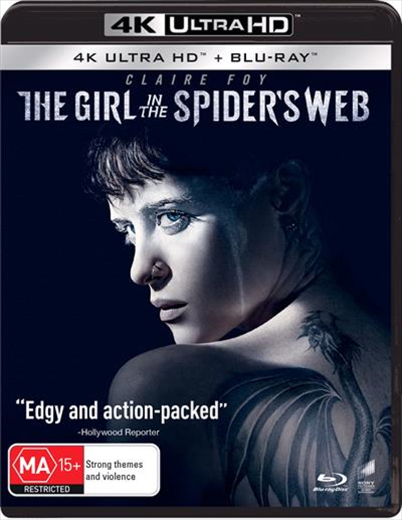 Girl In The Spider's Web | Blu-ray + UHD, The | UHD