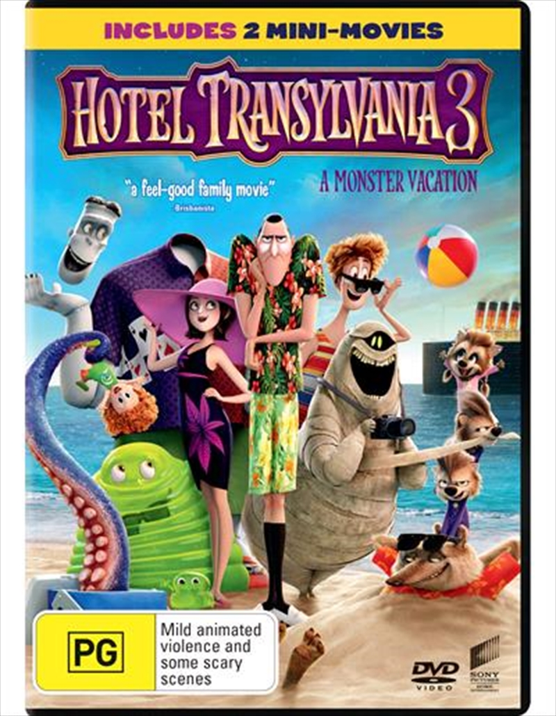 Hotel Transylvania 3 - A Monster Vacation | DVD