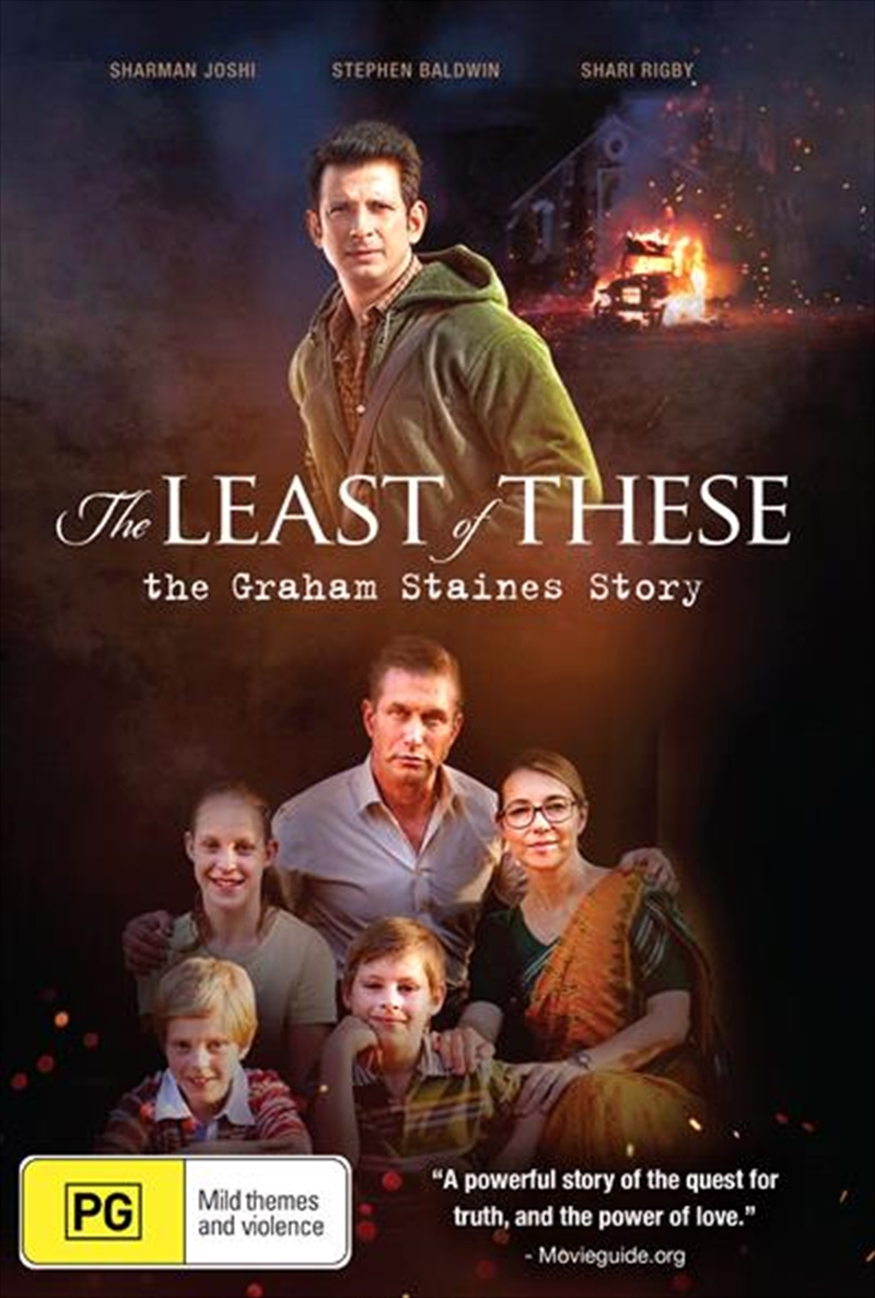 Least Of These - The Graham Staines Story, The | DVD