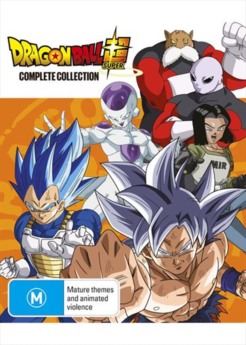 Dragon Ball Super   Complete Collection   Blu-ray