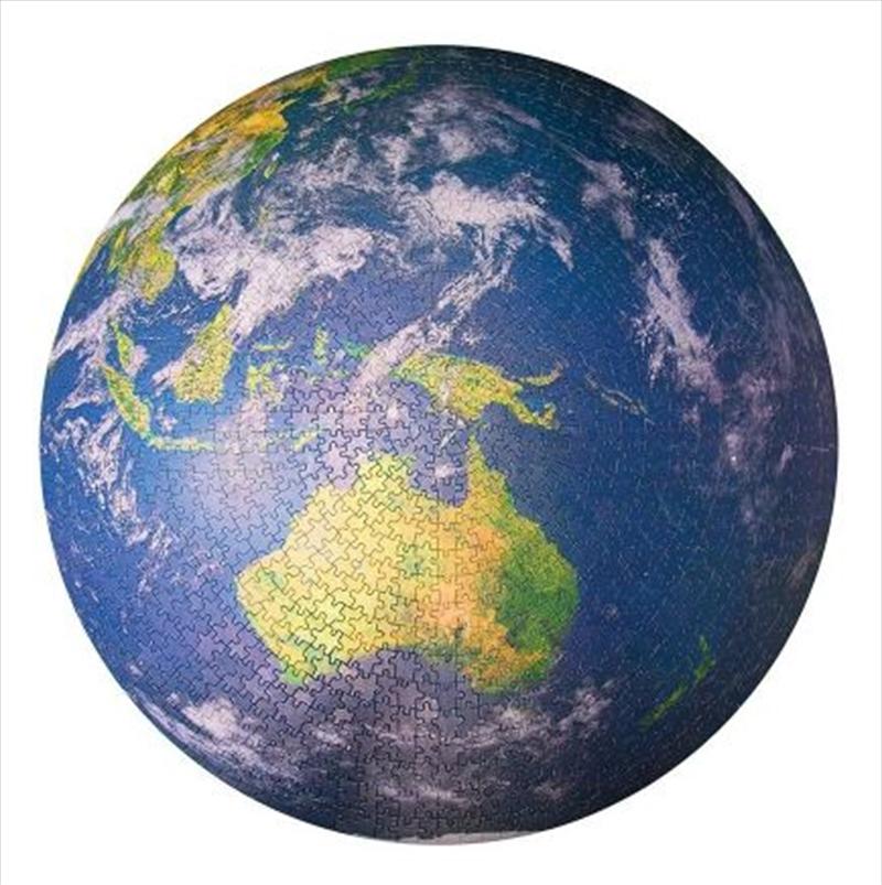 Earth 1000 Piece Puzzle   Merchandise