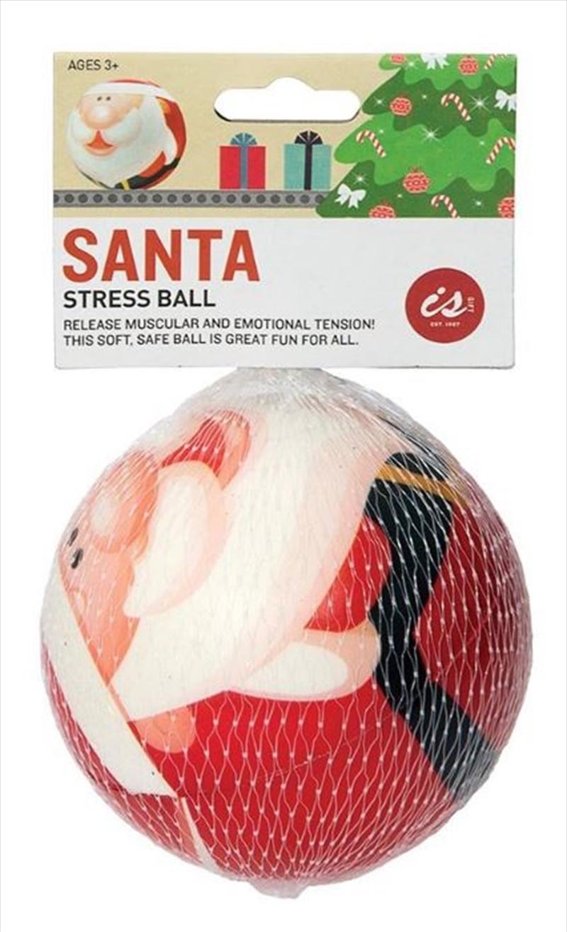 Santa Crush Squish Ball | Merchandise