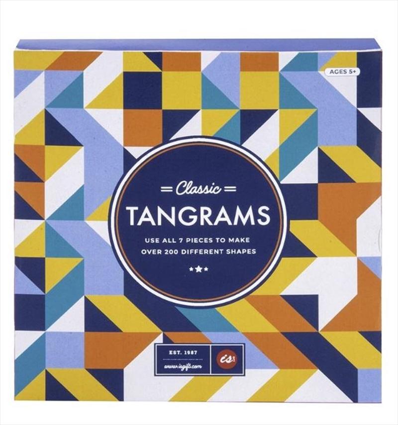 Classic Tangrams | Merchandise