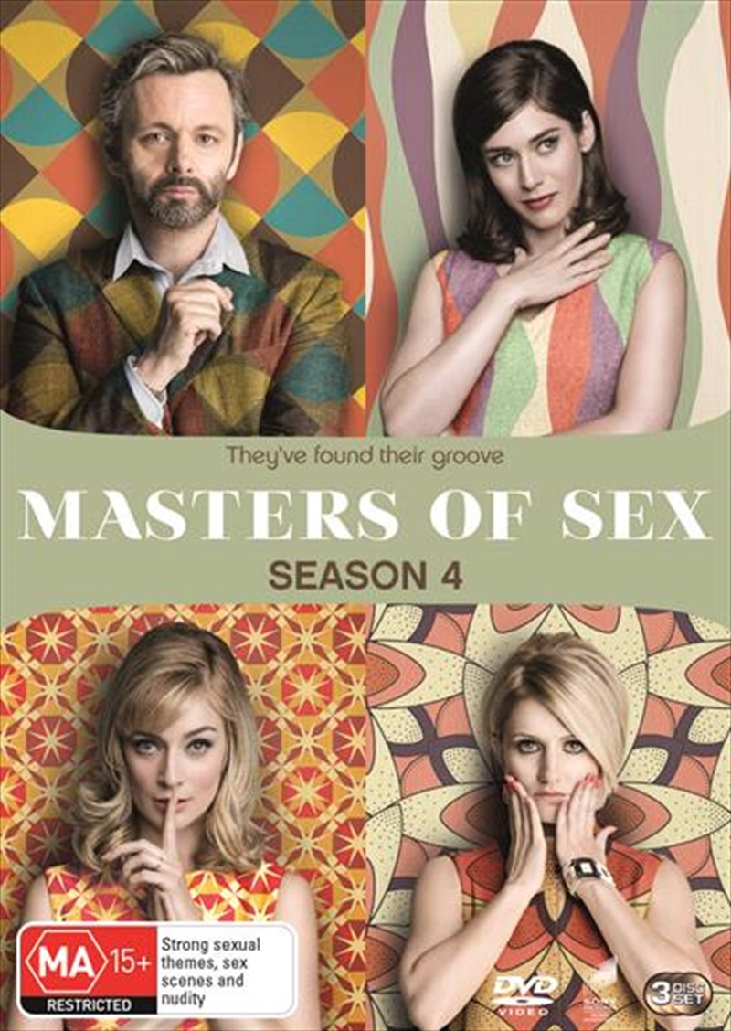Masters Of Sex - Season 4 | DVD