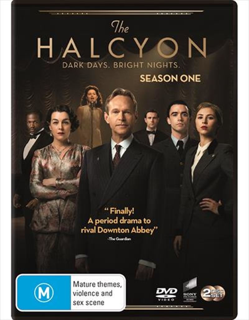 Halcyon, The | DVD