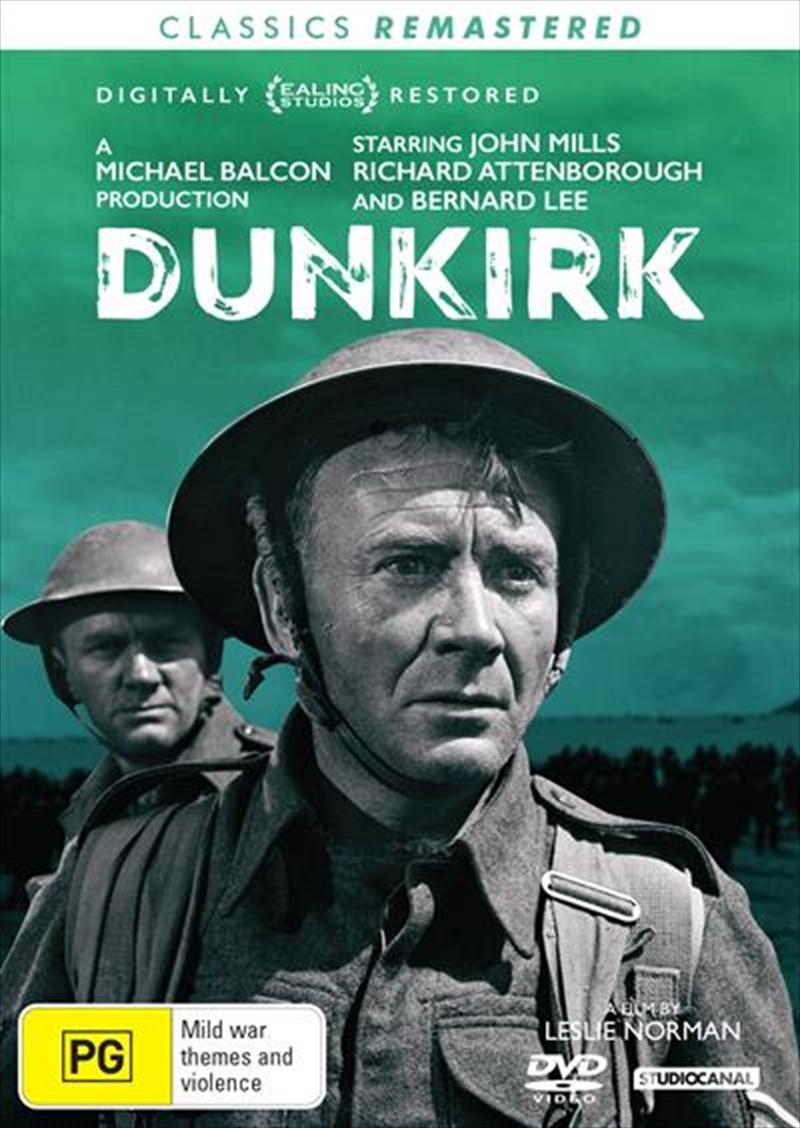 Dunkirk | DVD