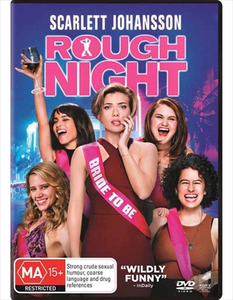 Rough Night | DVD