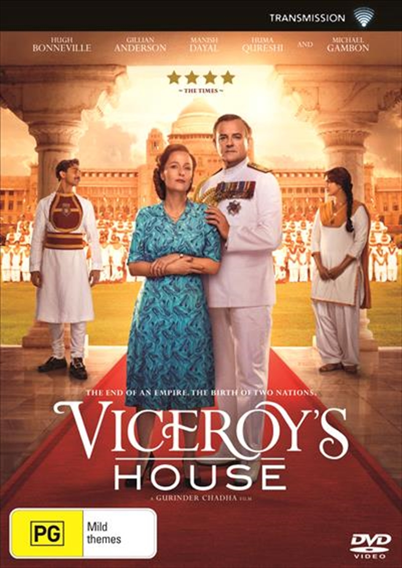 Viceroy's House | DVD