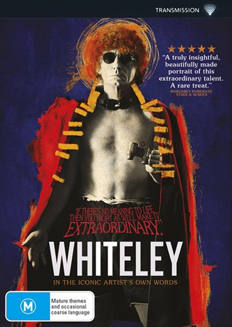 Whiteley | DVD