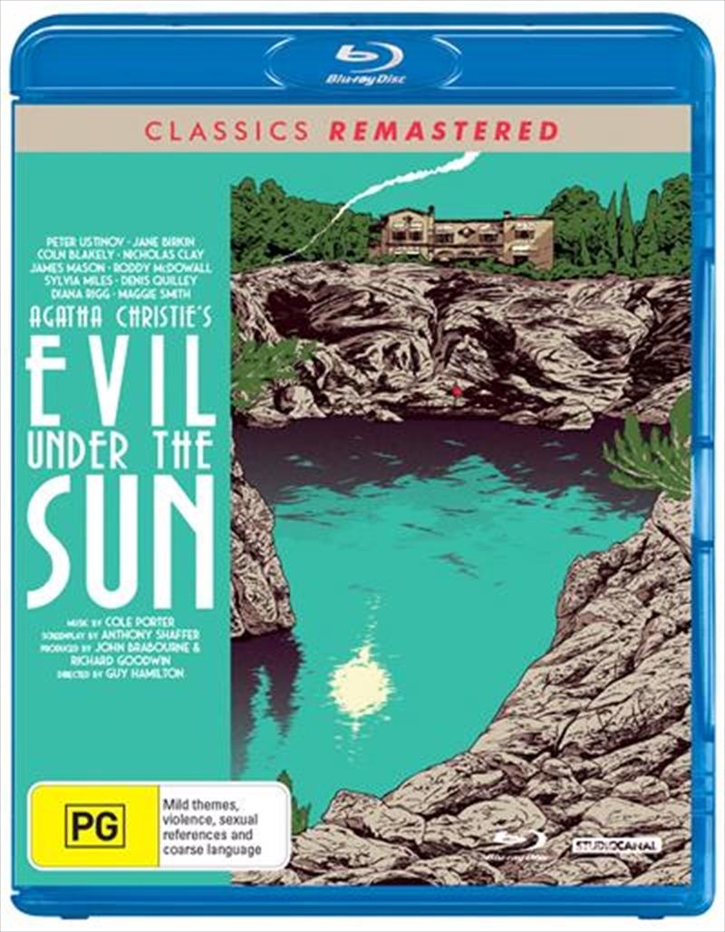 Evil Under The Sun | Blu-ray