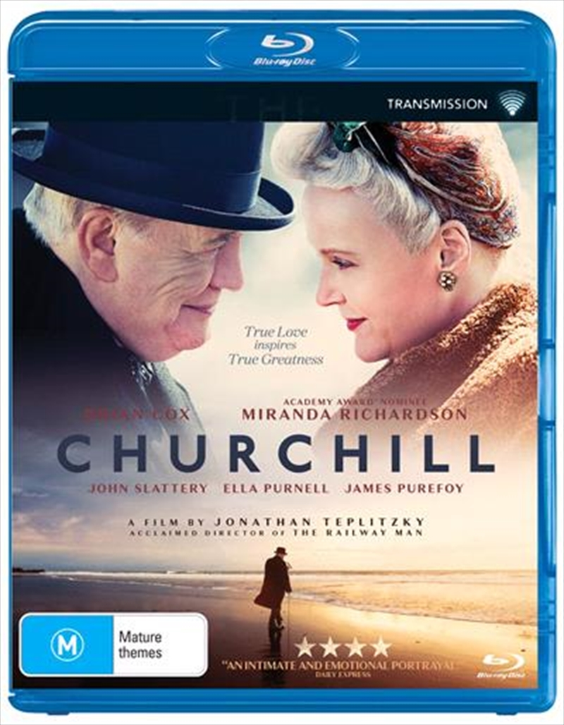 Churchill | Blu-ray