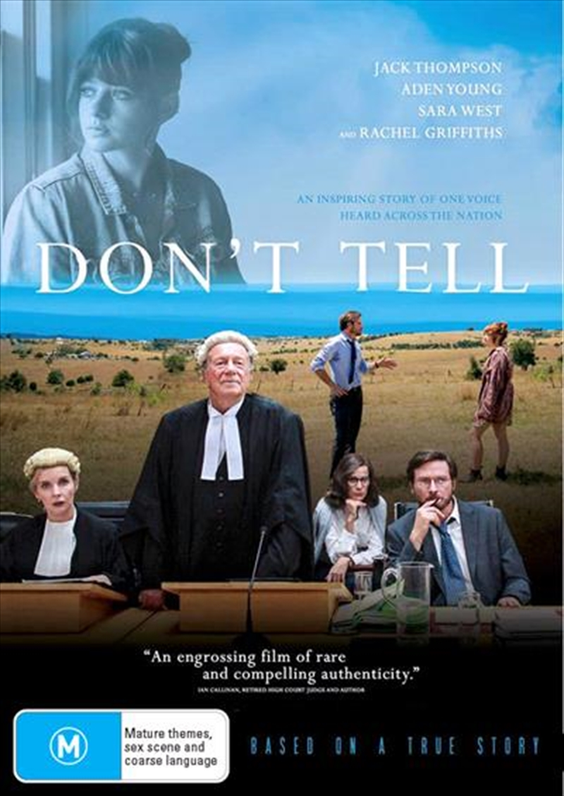 Don't Tell | DVD