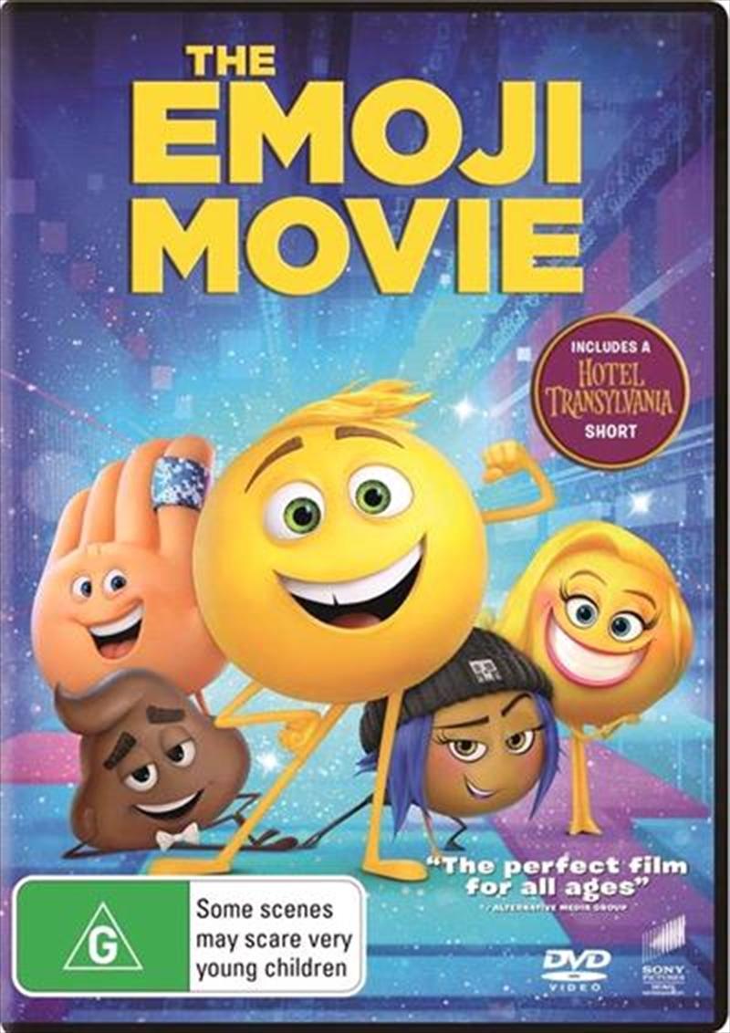 Emoji Movie, The | DVD