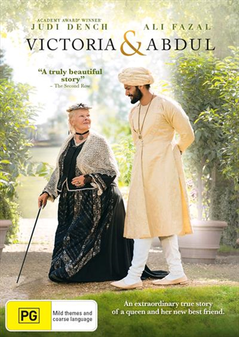 Victoria and Abdul | DVD
