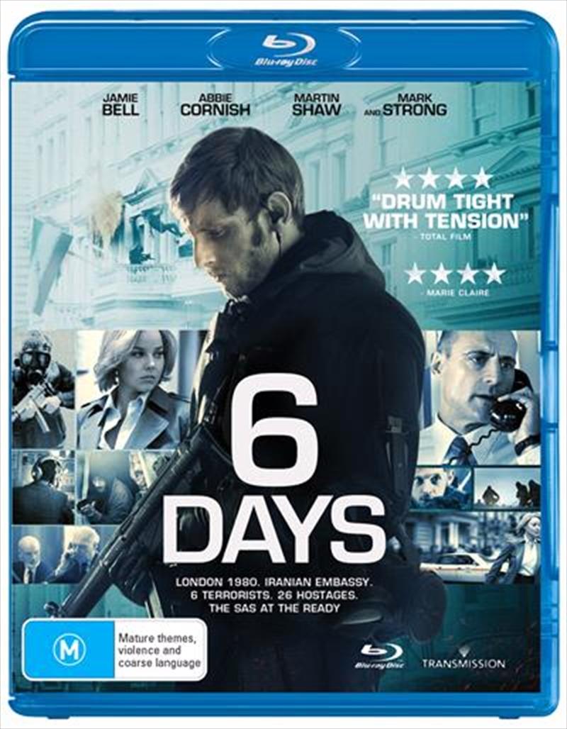6 Days | Blu-ray