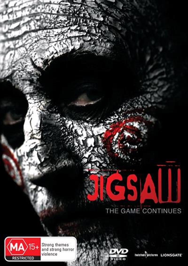 Jigsaw | DVD