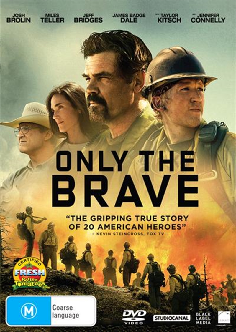 Only The Brave | DVD