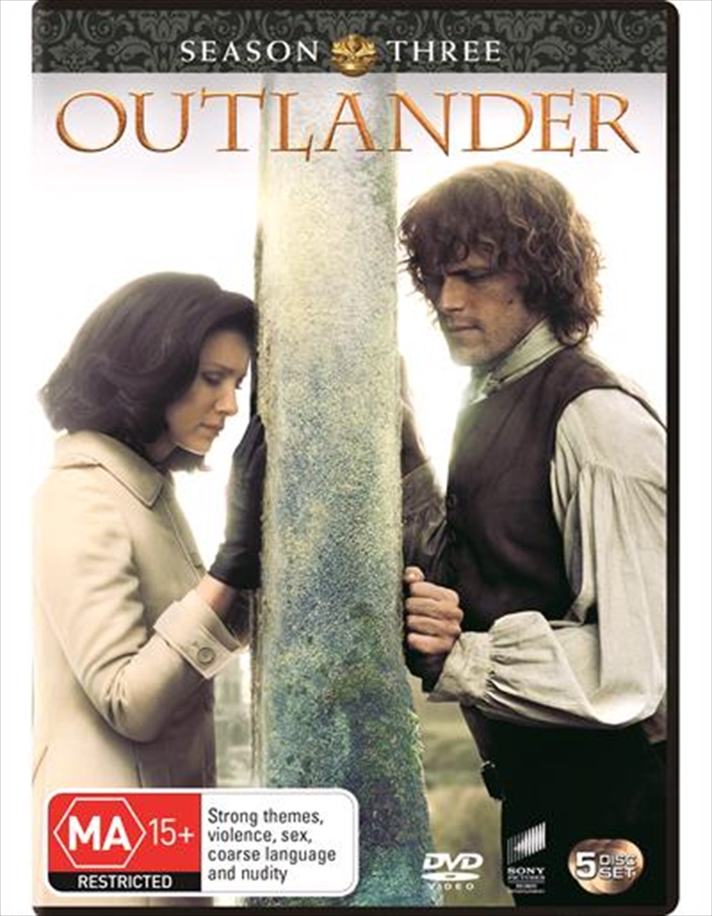 Outlander - Season 3 | DVD