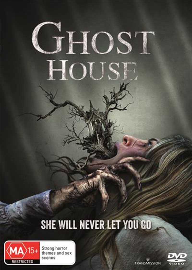 Ghost House | DVD