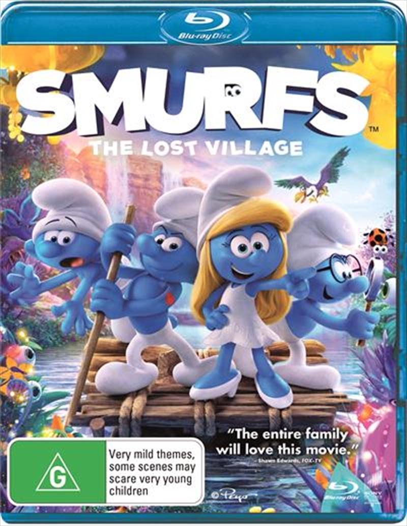 Smurfs - The Lost Village | Blu-ray