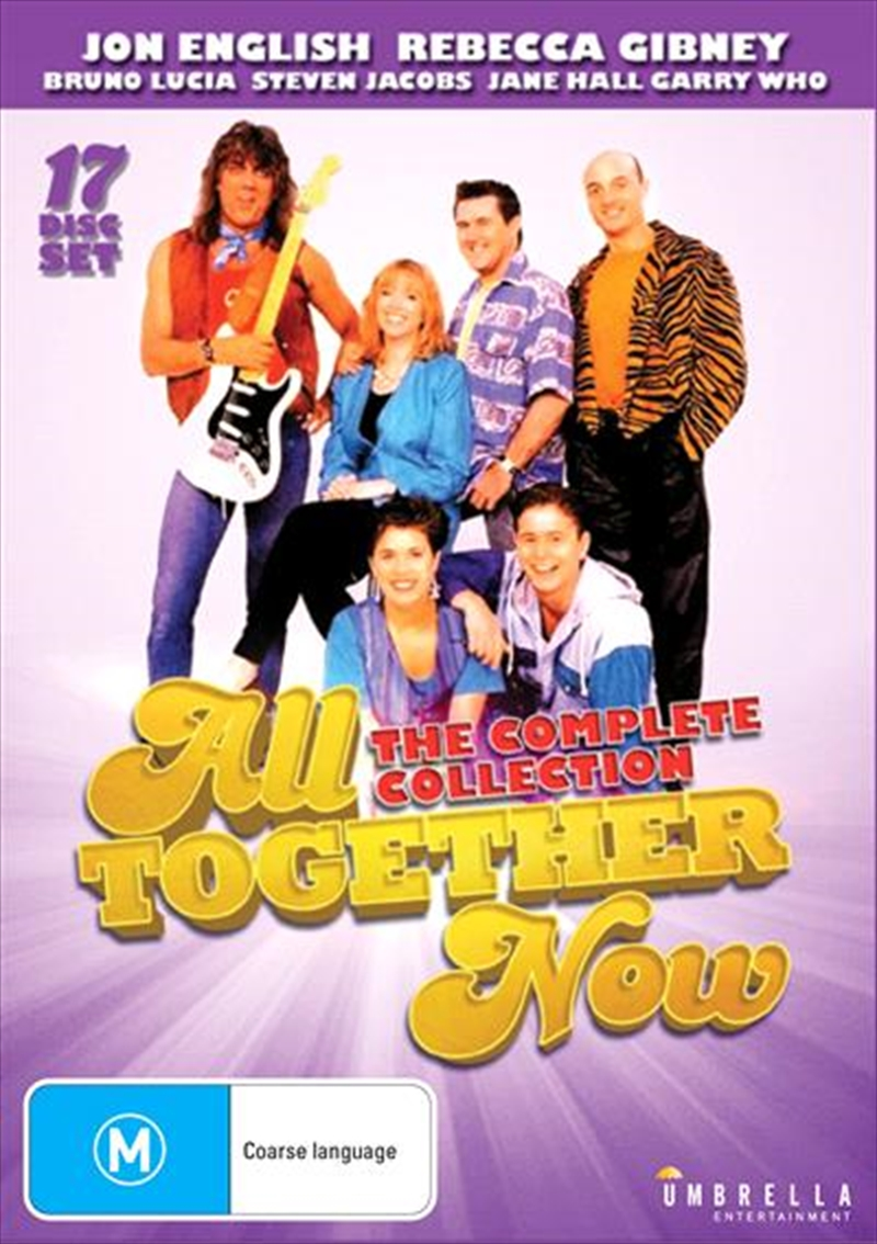 All Together Now | Complete Series | DVD