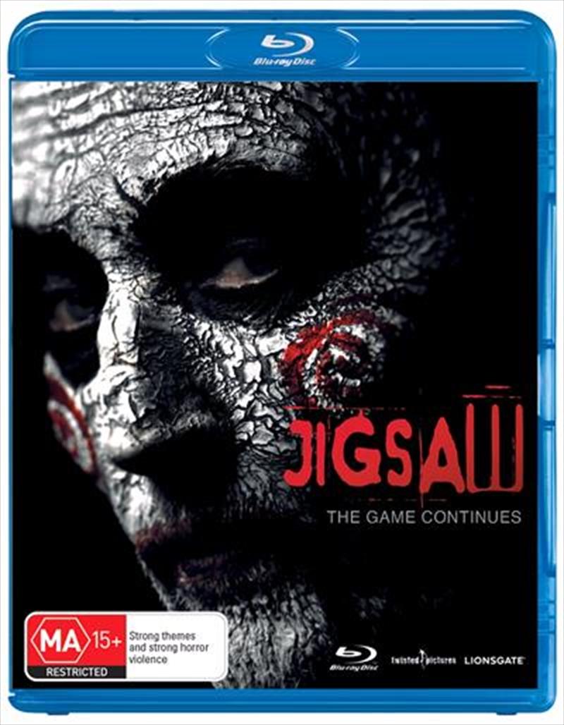 Jigsaw | Blu-ray