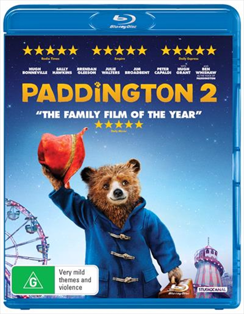 Paddington 2 | Blu-ray
