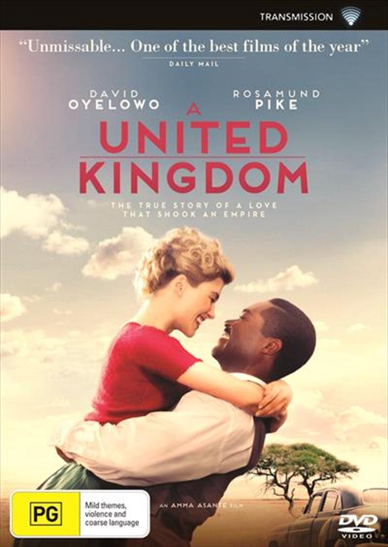 A United Kingdom | DVD
