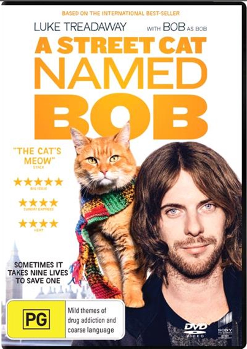 A Street Cat Named Bob | DVD
