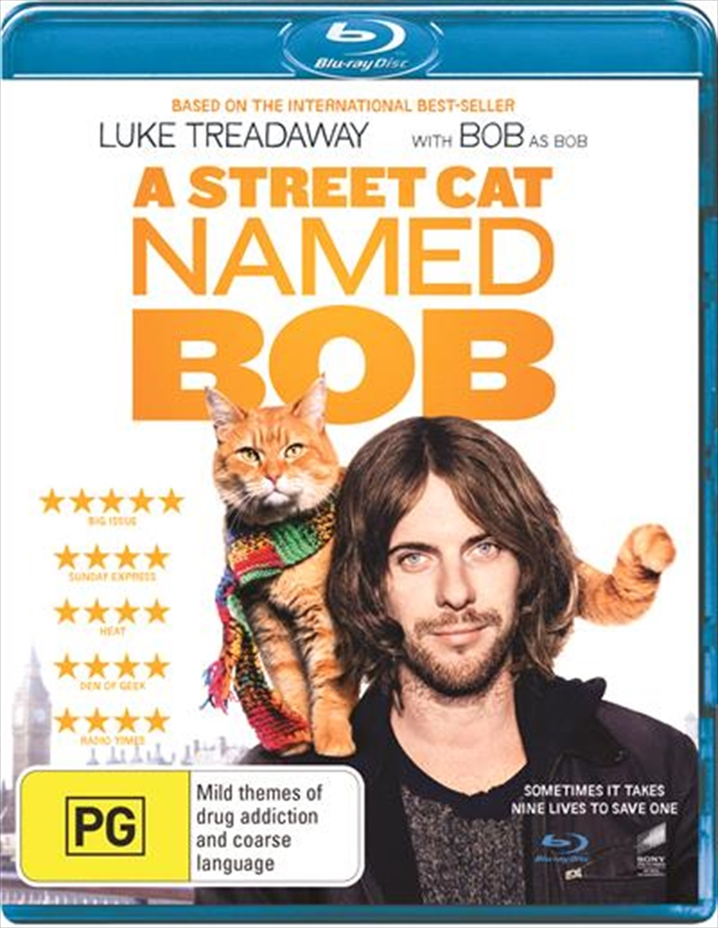 A Street Cat Named Bob | Blu-ray