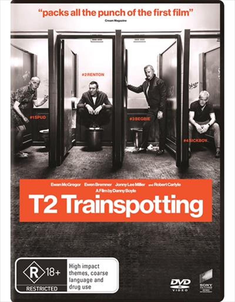 T2 Trainspotting | DVD