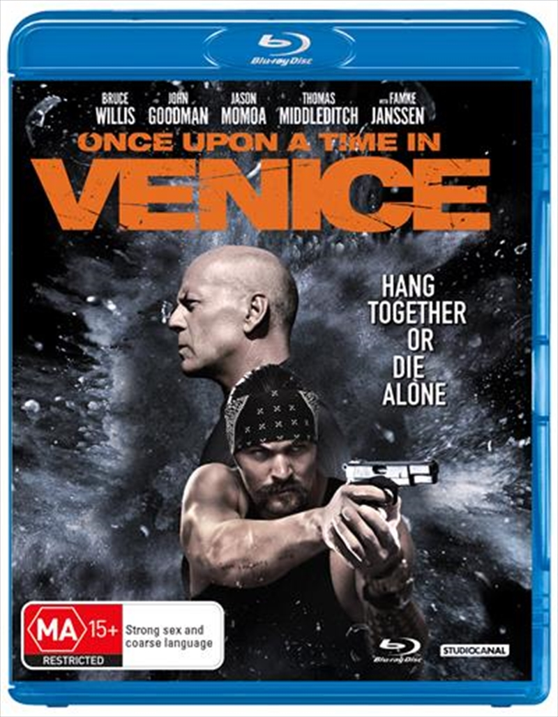Once Upon A Time In Venice | Blu-ray