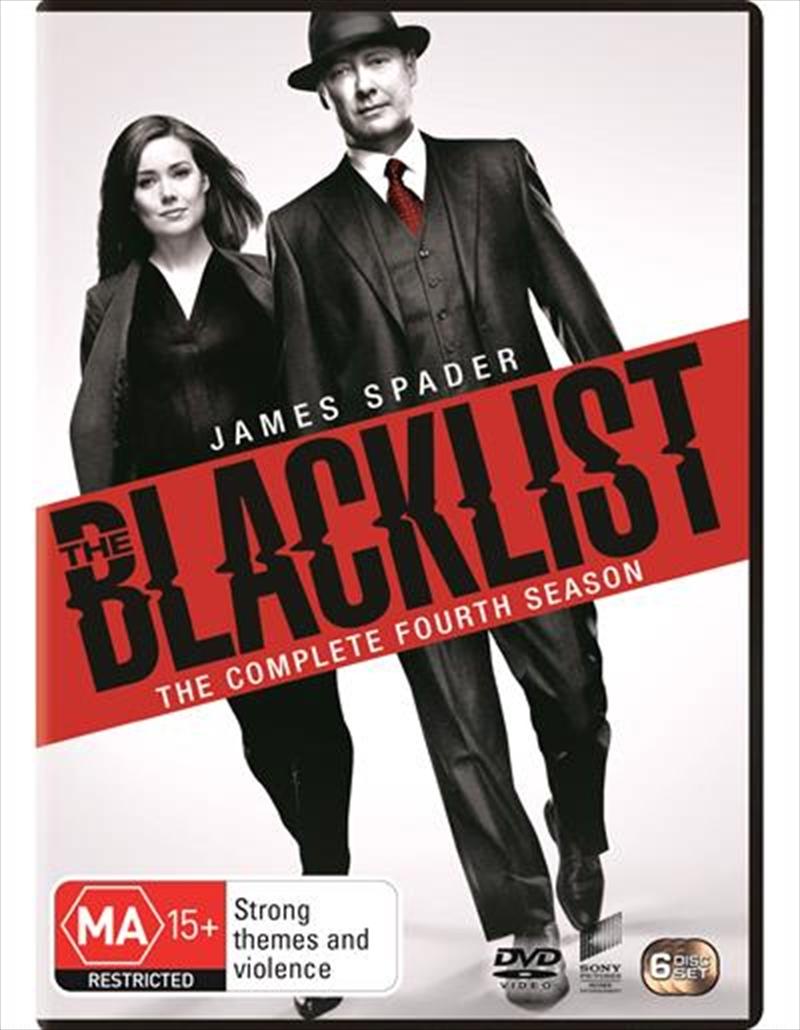Blacklist - Season 4, The | DVD
