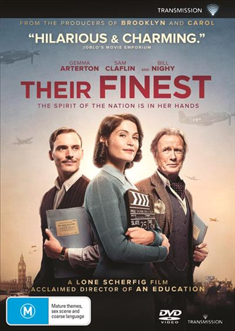 Their Finest | DVD