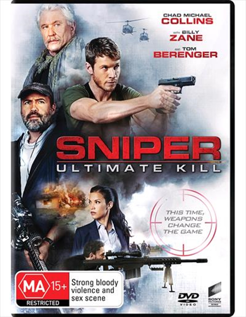 Sniper - Ultimate Kill | DVD