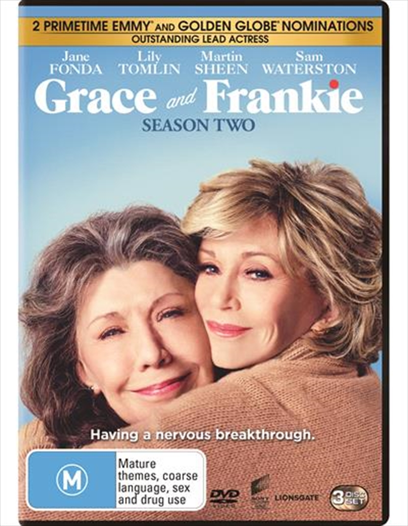 Grace And Frankie - Season 2 | DVD