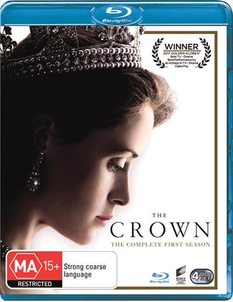 Crown - Season 1, The | Blu-ray