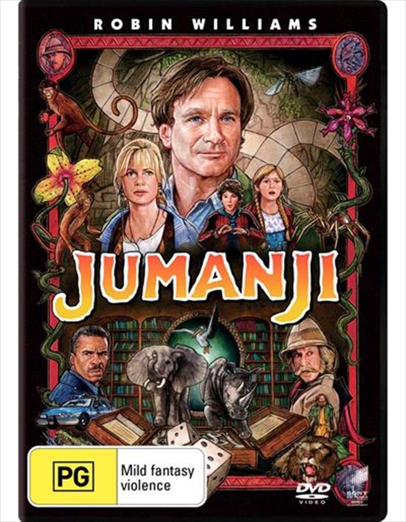 Jumanji | DVD