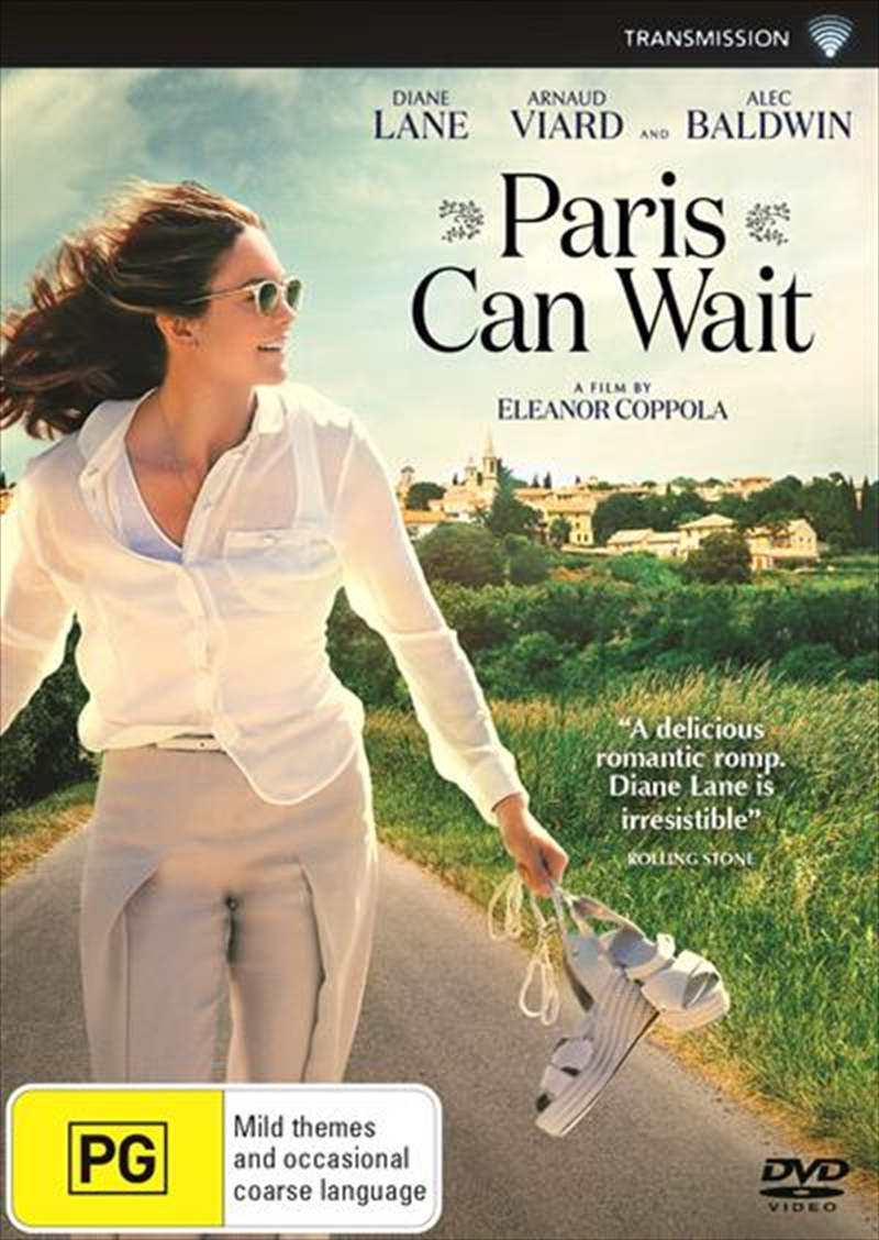 Paris Can Wait | DVD
