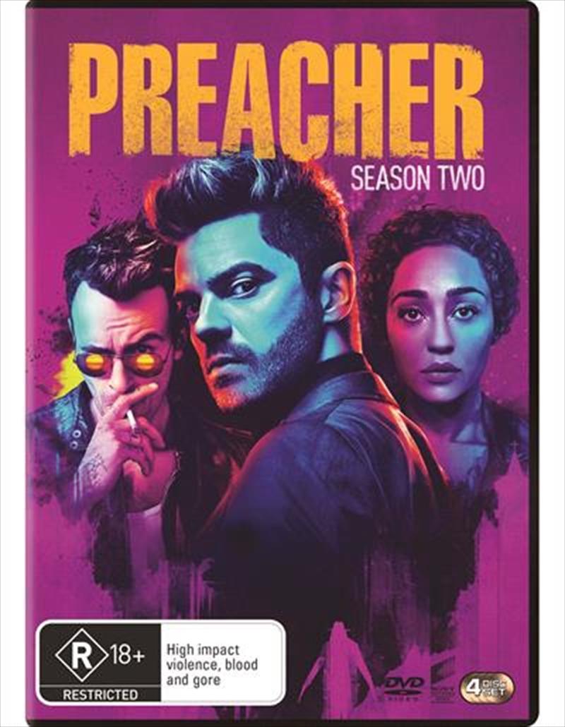 Preacher - Season 2   DVD